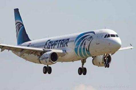 اختفاء طائرة ركاب مصرية كانت في رحلة من باريس نحو القاهرة