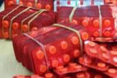 حجز 150 ألف من الأقراص المهلوسة تم إدخالها من الجزائر