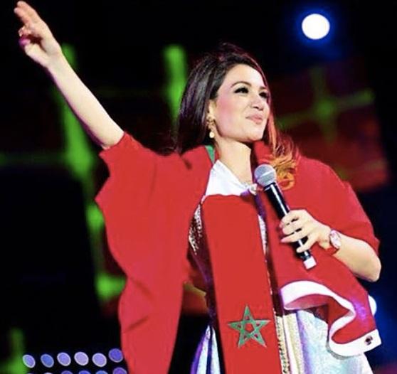 ديانا حداد تتألق في أولى حفلات مهرجان موازين بباقة من أنجح أغانيها