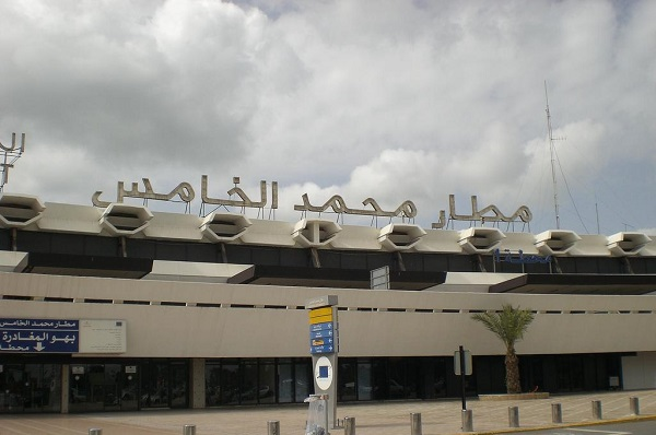 توقيف أجنبيين بمطار محمد الخامس الدولي متهمين بمحاولة تهريب مخدر الكوكايين