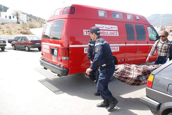 مصرع شخصين في حادثة سير قرب سيدي إفني