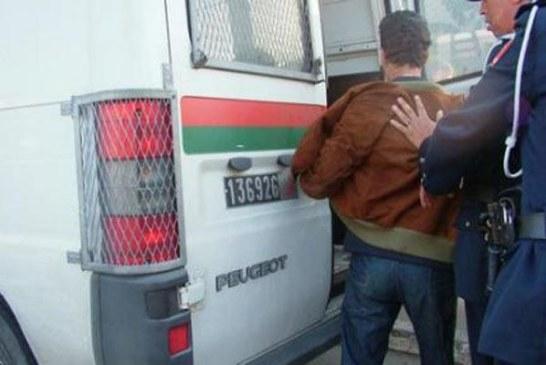 أكادير .. اعتقال شخص متهم بالسرقة وانتحال صفة دركي