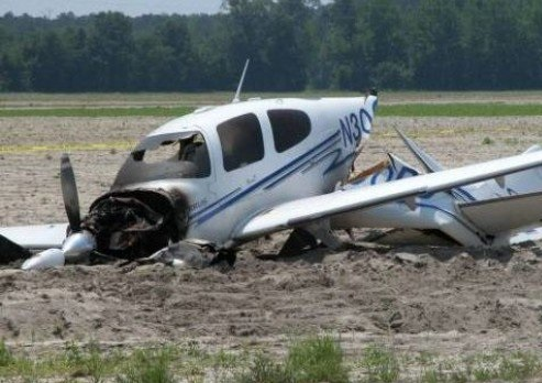 مقتل ثلاثة فرنسيين في تحطم طائرة خفيفة بإسبانيا