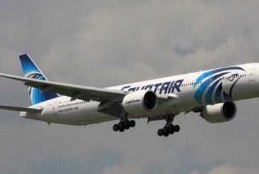 السلطات المصرية تعثر على جزء من جثة ومقعد من الطائرة المنكوبة