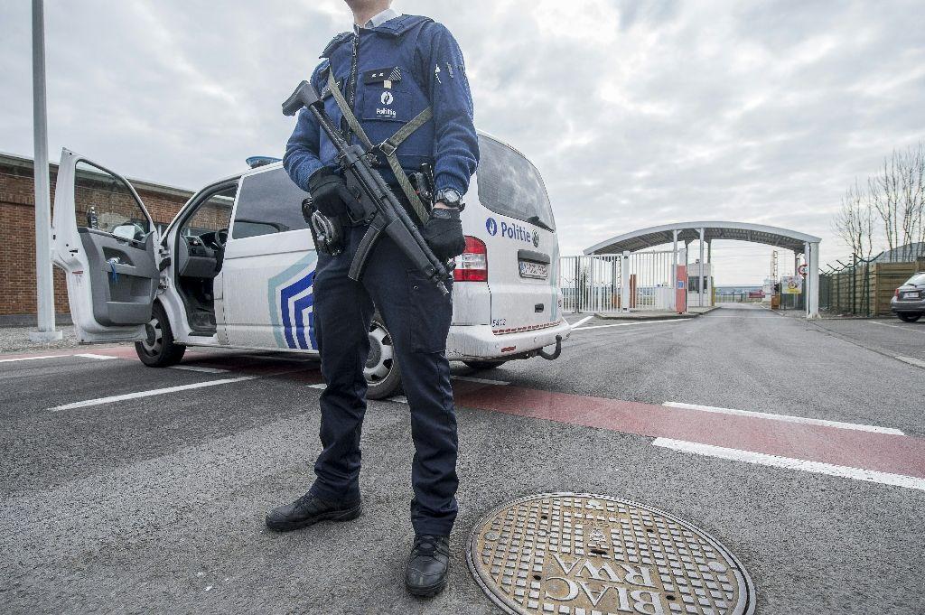 خلية بلجيكية داهمتها الشرطة كانت تنوي شن هجمات في ثاني أكبر المدن
