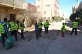 أزيد من 100 طفل يطلقون من بني ملال حملة لبيئة سليمة
