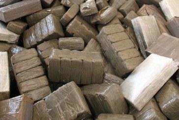 حجز 6 طن ونصف من الكيف و7 كلغ من الحشيش و3 غرام من الكوكايين بنواحي وزان