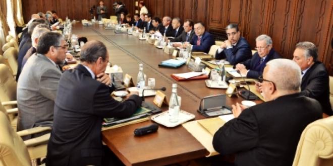 القانون الجنائي المثير للجدل والشراكة مع روسيا على طاولة المجلس الحكومي