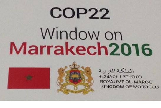 """الإعلان عن تنظيم """"قمة الضمائر"""" لمؤتمر (كوب22) بالرباط"""