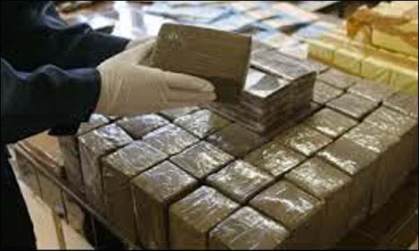 حجز 15 طنا من المخدرات واعتقال عضو في شبكة دولية لتهريب الحشيش