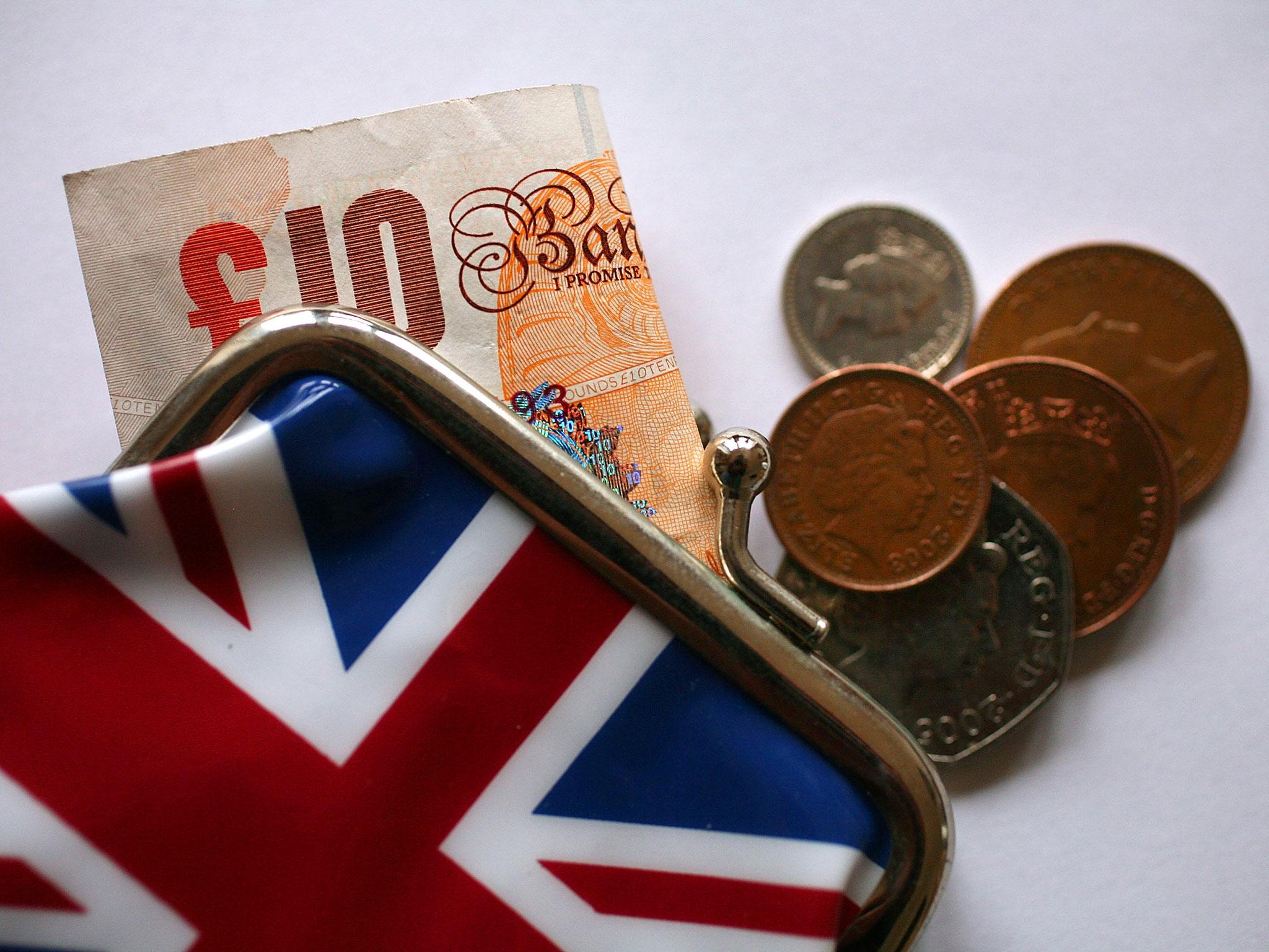تباطؤ في الاقتصاد البريطاني على مشارف استفتاء العضوية في الاتحاد الأوروبي