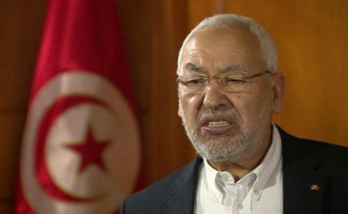 """الغنوشي: """"حزب النهضة يتجه لفصل الدين عن السياسة في نشاطه"""""""