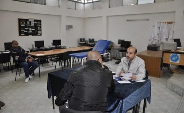 حملة طبية جهوية لفائدة نزلاء ونزيلات مؤسسة سجنية بطنجة