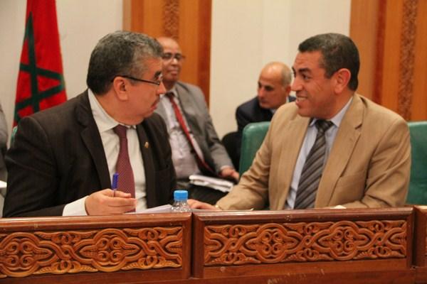 مجلس الرباط يوافق على دراسة مشاريع اتفاقيات شراكة وتوأمة مع بلدان عربية