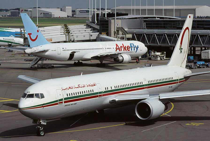 طائرة متوجهة من الحسيمة إلى الدار البيضاء تنجو من كارثة حقيقية