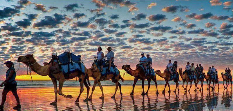 المغرب يحقق سنة استثنائية في المجال السياحي