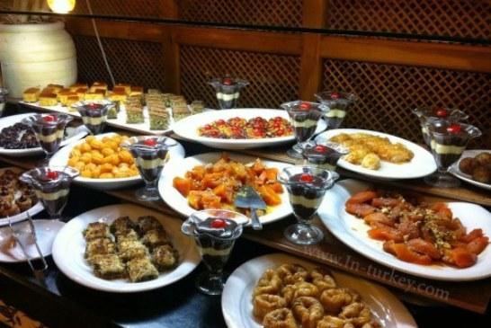 الاحتفاء بالمطبخ التركي في العاصمة العلمية