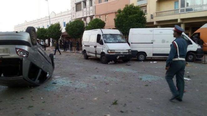 اعتقال 6 متورطين في مواجهات بين أنصار فريقي والفتح في يوم دام بأسفي