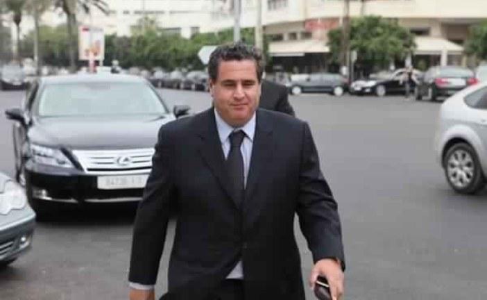 """أخنوش: """"العلاقات بين المغرب والاتحاد الأوروبي ستكون أمام اختبار دائم"""""""