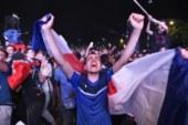 الشرطة الفرنسية تستعمل الغاز المسيل الدموع في مواجهة شغب جماهير بطولة أوروبا