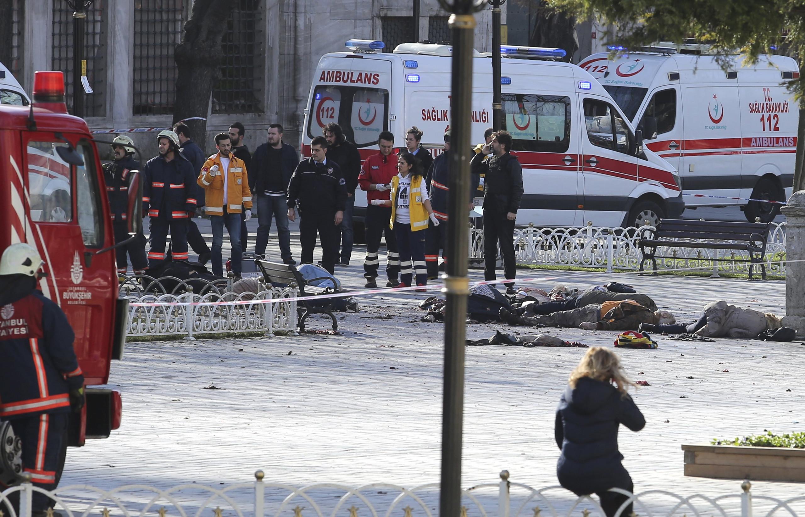 المغرب يدين الاعتداء الإرهابي الذي استهدف حافلة للأمن وسط إسطنبول