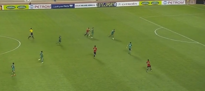 المنتخب المغربي يتعادل بهدف لمثله في مواجهته أمام ليبيا خلال لقاء ودي بتونس