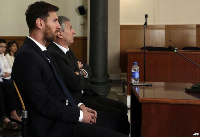 ليونيل ميسي يكسب دعواه ضد صحيفة مدريدية في قضية منشطات