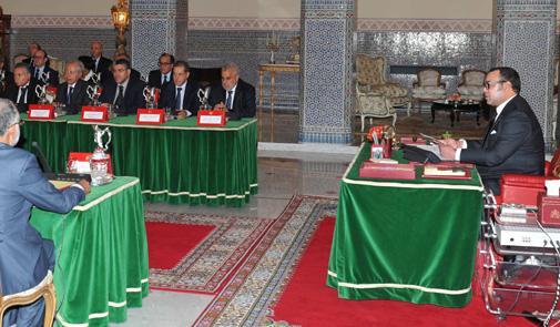 الملك محمد السادس يعفي 12 وزيرا من مهامهم