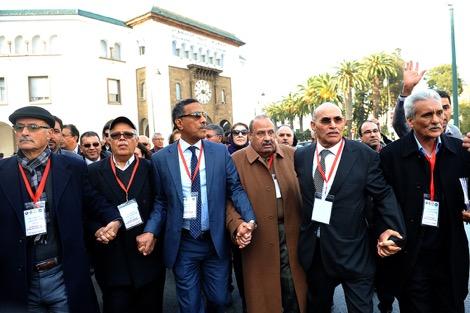 النقابات المغربية تخلد فاتح ماي وترفض العرض الحكومي