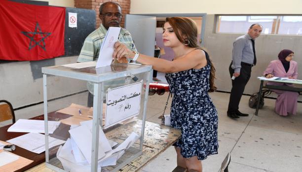 وزارة الداخلية: عملية افتتاح مكاتب التصويت تمت في ظروف عادية