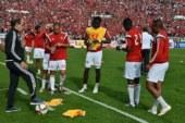 الوداد يخوض أول حصة تدريبية بمصر استعدادا لمواجهة الأهلي