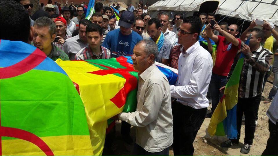 مثير… ناشط أمازيغي يوصي بدفنه دون الصلاة على جثمانه بالناظور