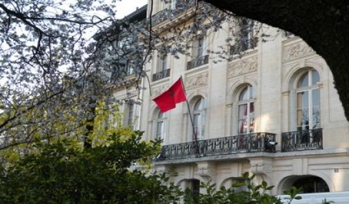 نقل جثماني مواطنين مغربيين لقيا حتفيهما في اعتداء نيس