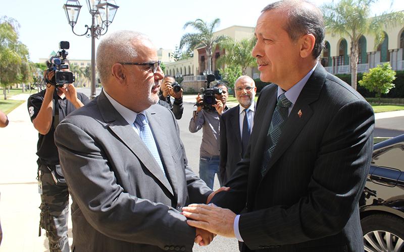 """حزب العدالة والتنمية المغربي يوجه رسالة لنظيره التركي بعد """"الانقلاب الفاشل"""""""