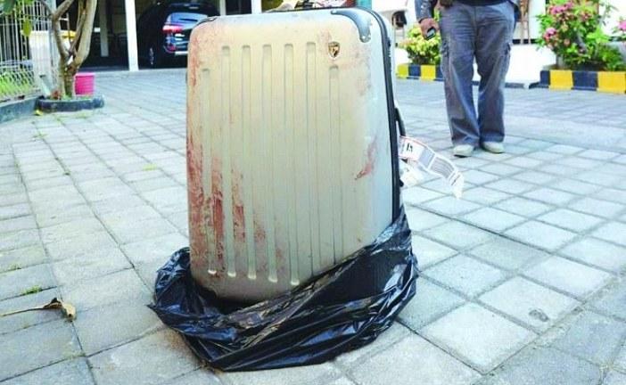 صادم… اكتشاف جثة فتاة داخل حقيبة على متن قطار بمراكش