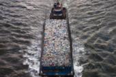 شحنة جديدة من النفايات السامة في طريقها للمغرب وحكومة بنكيران تنام في العسل!