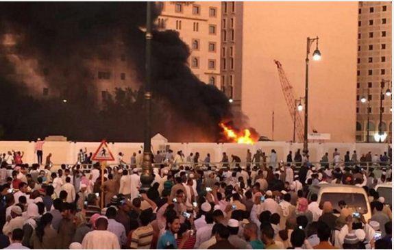 مقتل 4 أمنيين وانتحاري وإصابة 5 بجروح في حصيلة جديدة لتفجيرات السعودية