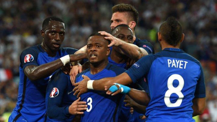فرنسا تنتزع فوزا تاريخيا من ألمانيا وتتأهل لنهائي يورو 2016