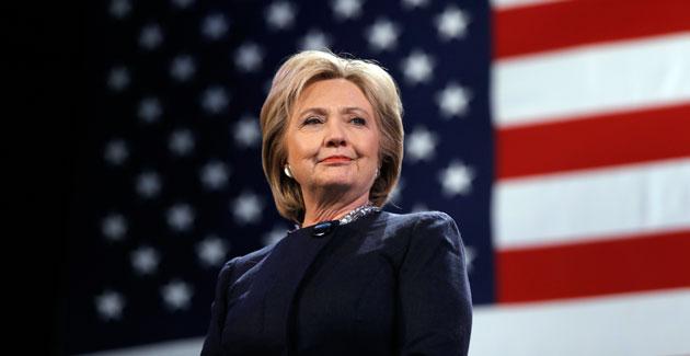 رسميا… هيلاري كلينتون مرشحة الحزب الديموقراطي لأول مرة في تاريخ (USA)