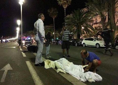 حصيلة جديدة: مقتل أربعة مواطنين مغاربة في الإعتداء الدامي على نيس