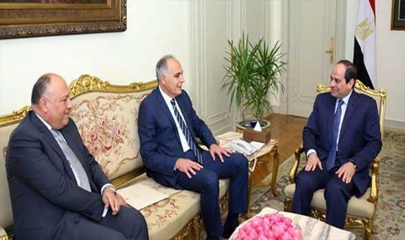 """مصر ترحب بعودة المغرب للاتحاد الإفريقي وتتفادى التعليق على طرد """"البوليساريو"""""""