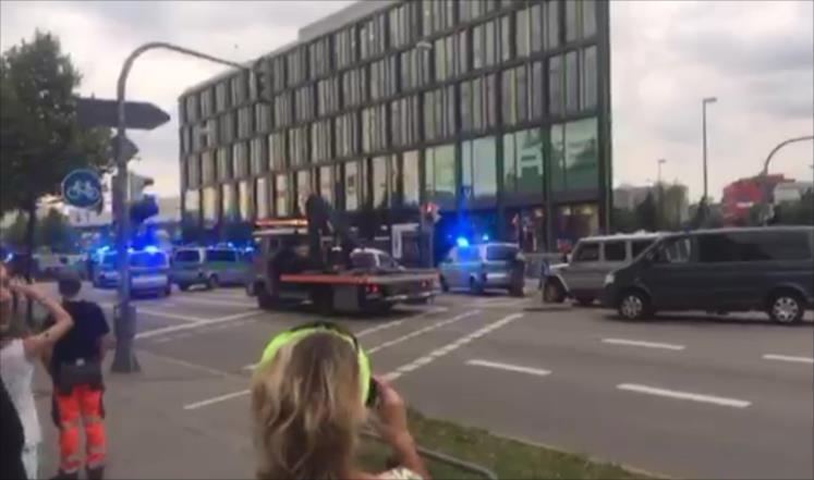 حصيلة جديدة: 15 قتيلا في ميونيخ بعد إطلاق نار في مركز تجاري