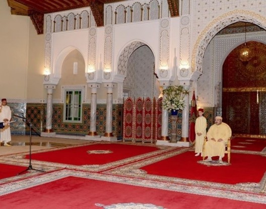 الملك محمد السادس يعين غدا الثلاثاء السفراء الجدد