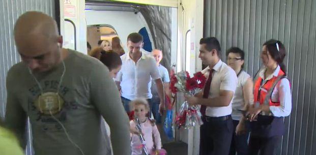 وصول أول طائرة سياحية روسية إلى تركيا بعد انتهاء الأزمة بين البلدين
