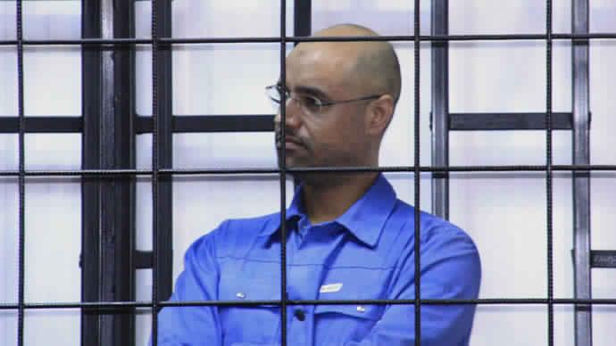 الإفراج عن سيف الإسلام القذافي بعد حكم سابق بالإعدام