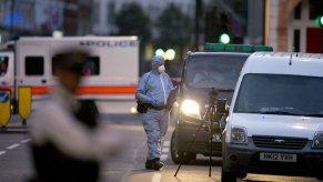 مقتل امرأة وإصابة 5 أشخاص بجروح في هجوم بسكين وسط لندن
