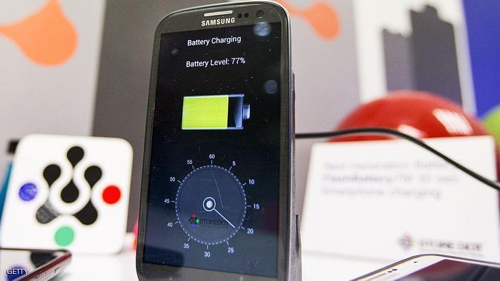 تحذير… حالة البطارية تستخدم لتعقب الهواتف