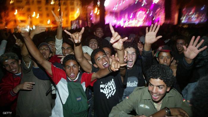 رضا الطالياني يختتم مهرجان الناظور المتوسطي بالمغرب