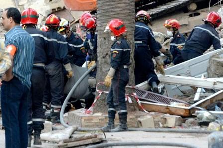 حصيلة جديدة: وفاة 4 أشخاص في فاجعة سباتة وتسجيل 24 إصابة بجروح