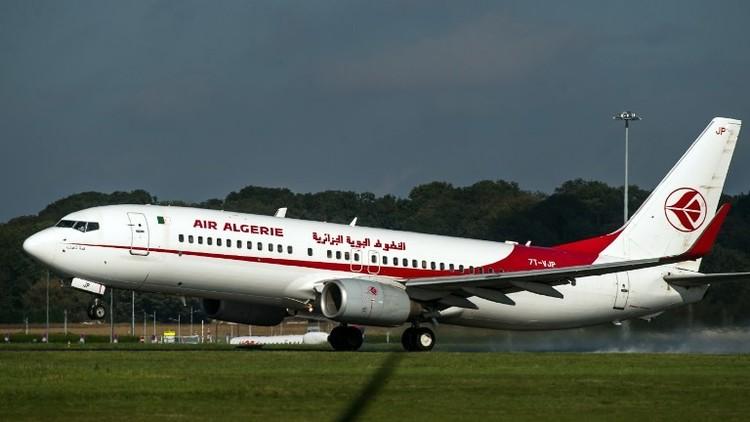 هبوط طائرة ركاب في الجزائر بعد فقدان الاتصال بها لفترة